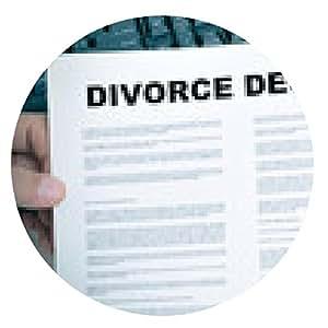 alfombrilla de ratón Decreto de divorcio - ronda - 20cm