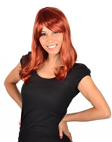 My Costume Wigs Daphne Scooby Doo Wig One Size Fits All (Daphne Costume)