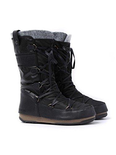 Winter Mix We Tecnica Original Knee High Waterproof Snow Boots Womens Boot Black Monaco Moon x5Y8dqIqw