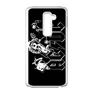 LG G2 Phone Case ACDC