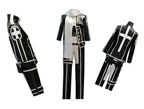 D Gray-man Lavi Version 2 cosplay costume
