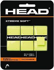 Head Xtreme Soft Raquete Overgrip – Fita aderente para raquete de tênis – Pacote com 3