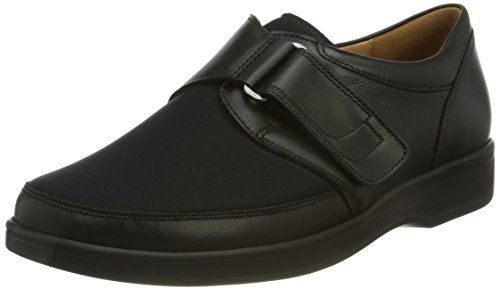 Ganter Ladies Sensitiv Karin-k Slipper Nero (nero)