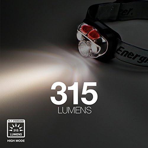 Energizer Vision HD + Focus - Faro con 3 x AAA Pilas incluidas ...