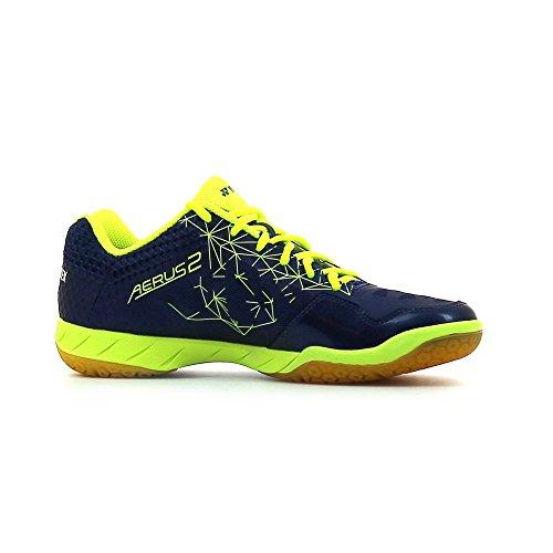 Badminton Mex Hommes Bleu Shb Aerus Yonex 2 jaune Chaussure Marine vqWOCXxPn