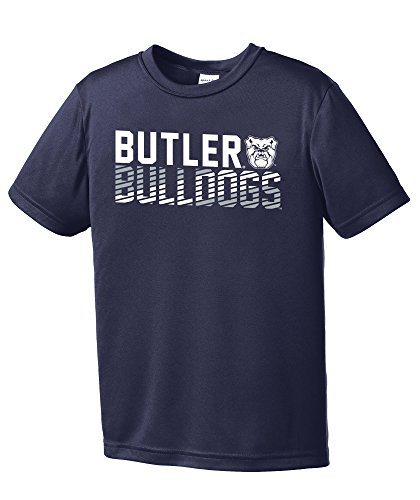 NCAA Butler Bulldogs Youth Boys Diagonal Short
