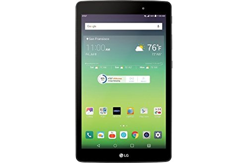 LG G Pad X 8.0 V520 32GB WiFi and 4G LTE AT&T Unlocked GSM Android Tablet (Certified Refurbished) by LG