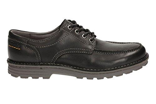 Uomo Sneaker Clarks Nero Ridge Sawtel wqSYgxvP