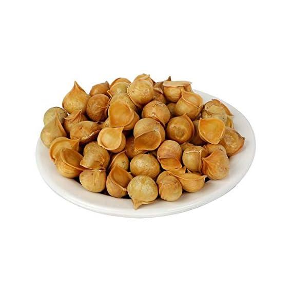 Maven & Bloom Organic Aromatic Kashmiri Garlic | Himalayan Garlic, Kashmiri Lahsun | Himalayan Single Clove Garlic (200g