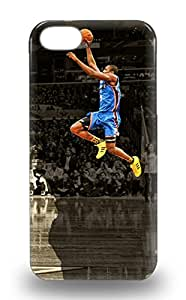 Hot Style Iphone Protective 3D PC Soft Case Cover For Iphone5/5s NBA Oklahoma City Thunder Serge Ibaka #9 ( Custom Picture iPhone 6, iPhone 6 PLUS, iPhone 5, iPhone 5S, iPhone 5C, iPhone 4, iPhone 4S,Galaxy S6,Galaxy S5,Galaxy S4,Galaxy S3,Note 3,iPad Mini-Mini 2,iPad Air )