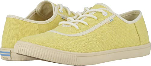 TOMS Women's Carmel Sunshine Heritage Canvas 5.5 B US