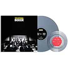 "The National 'Boxer' Exclusive Special Edition Gray Vinyl and 7"" Clear Bonus Vinyl"