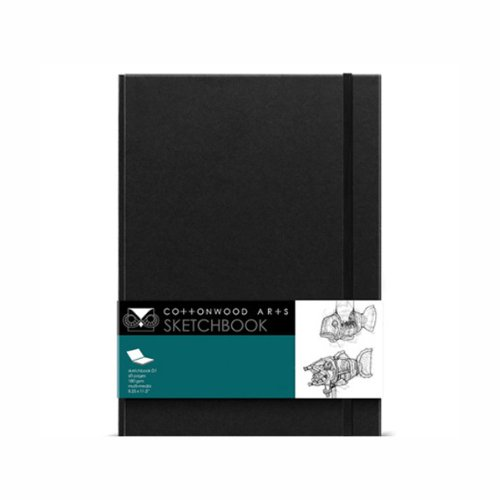 Cottonwood Designer Sketchbook 8.25X11.5 by Cottonwood Arts