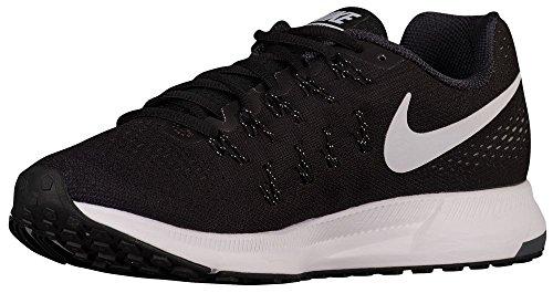Nike Air Zoom Pegasus 33, Zapatillas de Running Para Hombre Negro