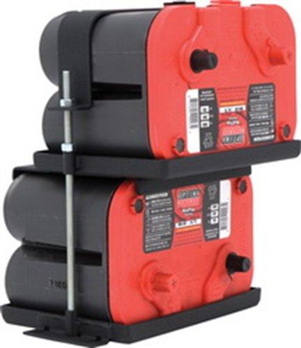 Dual Battery Tray (Smittybilt 2799 Dual Battery Tray)