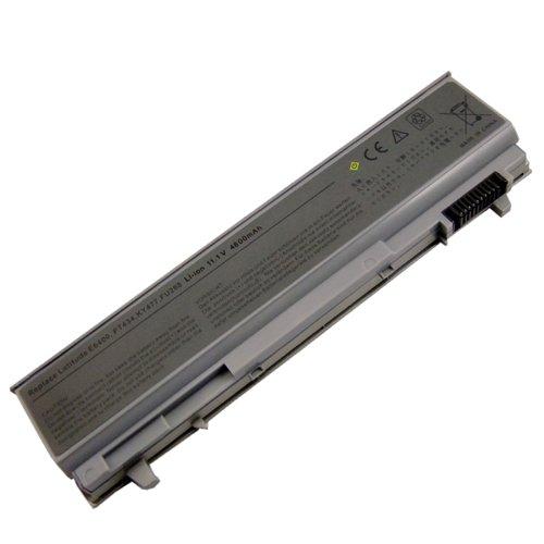 (Dell Laptop Battery for Latitude E6400, Latitude E6400 Atg, Latitude E6500, Precision M2400, M4400, Precision M6400, Dell 312-0748, 312-0749, Fu571, Ky477,R822G, 312-0753)