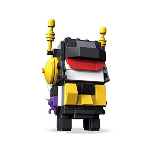 JIWEIMO Transforming Building Kit Creative Toy for Kids and Any Transforming Robot Fans ,Team B 366 pcs