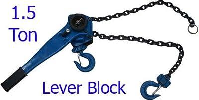 1.5 Ton Lever Block Chain Hoist