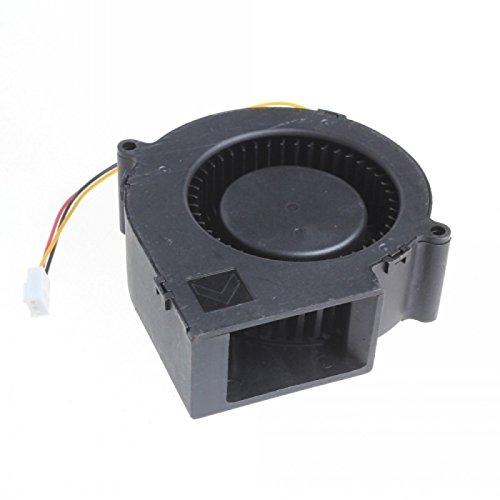 UXOXAS 9CM Blower Fan/Cooling Fan 12V