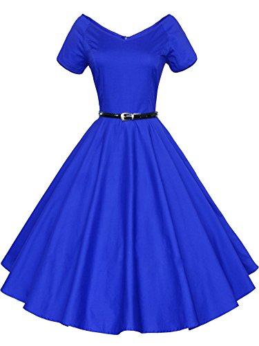 1950s ball dresses - 7