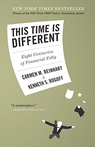 Download This Time Is Different: Eight Centuries of Financial Folly Pdf