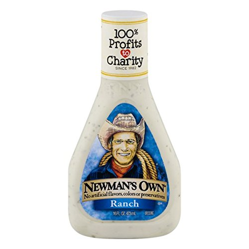 Newmans Own Ranch - Newman's Own Salad Dressing, Ranch, 16 Ounce