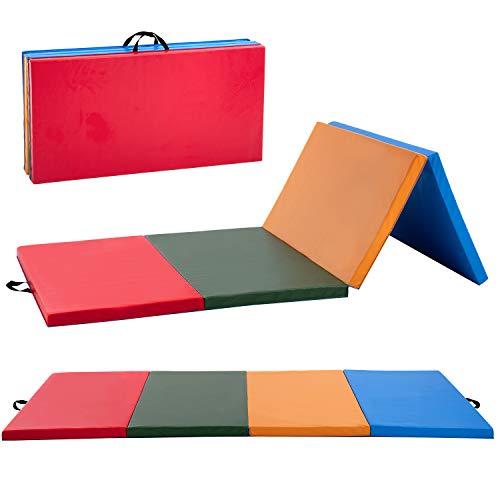 BestMassage Gymnastics Mat 4x8x2