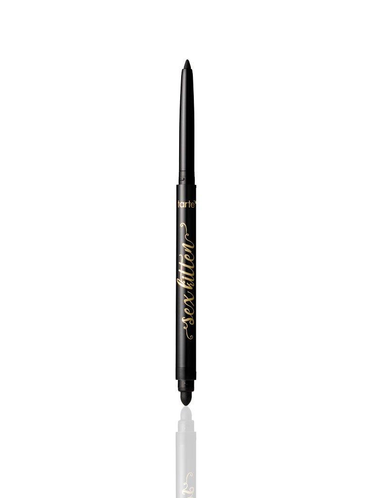 Amazon.com: Tarte Sex Kitten Eyeliner -Black -Waterproof Gel Eyeliner:  Beauty