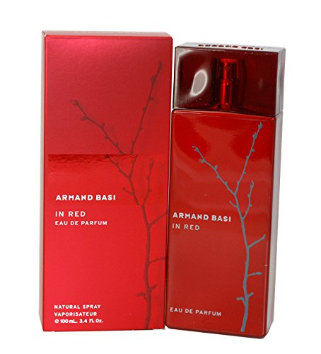 Armand Basi Red Eau De Pafum Spray by Armand Basi, 3.4 Ounce