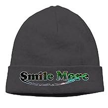 GTSTCHD Roman Atwood Smile More Beanie Cap Hat