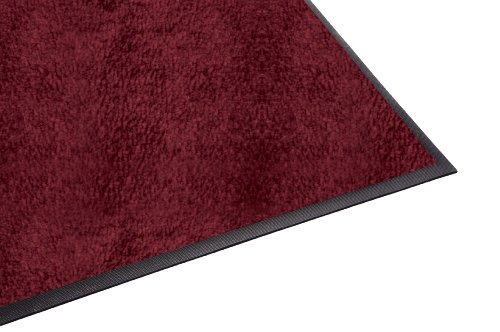 Rug Arizona Tailgater State (Guardian Platinum Series Indoor Wiper Floor Mat, Rubber with Nylon Carpet, 3'x11', Burgundy)