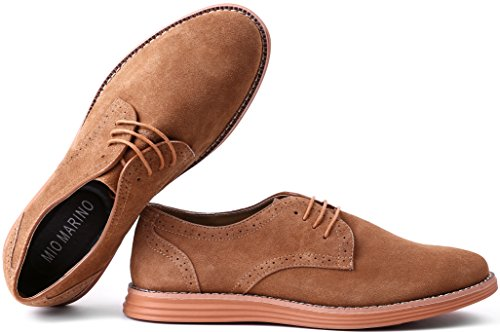for Suede Dress Oxford Casual Men Sand Marino Shoes Shoes Business SIqTwvOW