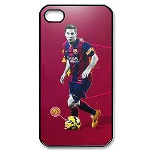 iPhone 4,4S Phone Case Lionel Messi FJ33790
