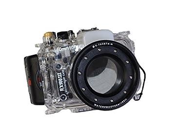 D&D D NB Pro - Carcasa sumergible para Sony Dsc-Rx100 II ...