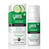 Yes To Cucumbers Soothing Eye Gel 1.01 FZ (Pack of 2)