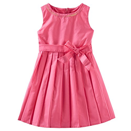 Price comparison product image Osh Kosh Girls' Fancy Free Dress (6 months,  Pink)