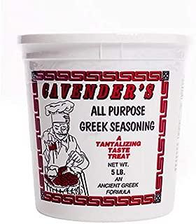 product image for Cavenders All Purpose Greek Seasoning, 5lb