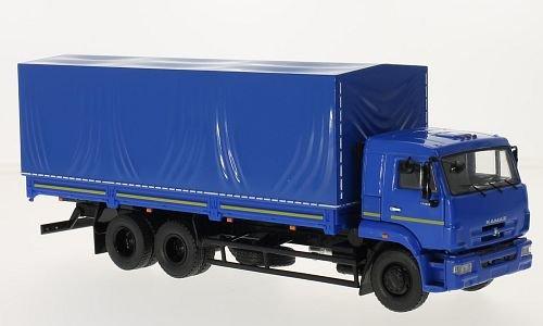 Start Scale Models ssm1246 – kamaz-65117 LKW Typ Flatbed mit Zelt (Facelift) Alu