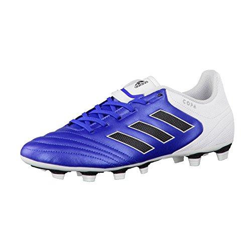 adidas Copa 17.4 Fxg, Botas de Fútbol para Hombre blau / weiß / schwarz