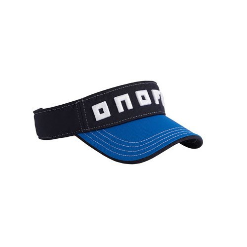ONOFF(オノフ) onoff equipment サンバイザー ネイビー×ブルー フリーサイズ YOK0318-316