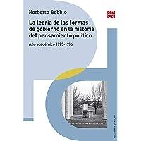 Teoria De Las Formas De Gobierno En La Historia Del Pensamie: Año académico 1975-1976