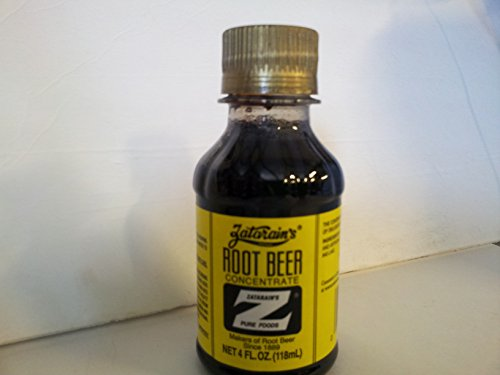 root beer concentrate - 8
