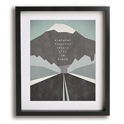 Amazon.com: Drive | Incubus inspired song lyric art print - unique ...