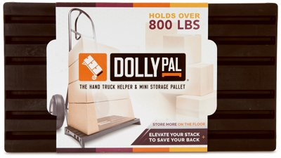 Dolly Pal DP-1 Mini Pallet for Hand Trucks and Storage by Dolly Pal