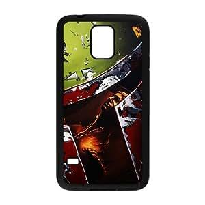 EROYI Boba Fett Cell Phone Case for Samsung Galaxy S5