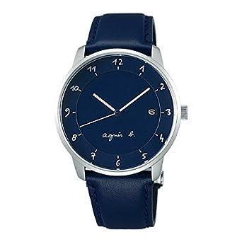 ec0b3b3f10 Amazon | アニエスベー【agnes b】メンズ腕時計(FBRK999) | メンズ腕時計 | 腕時計 通販