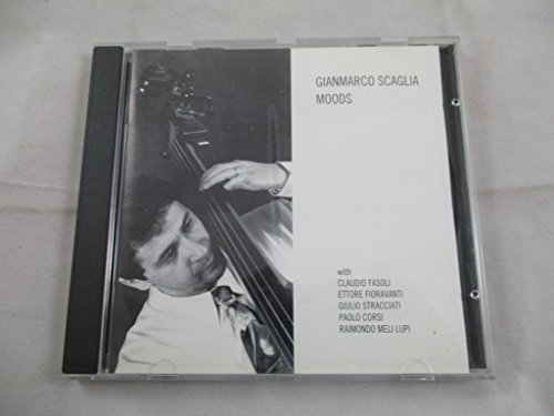 Gianmarco - Gianmarco Scaglia Moods Accustic Bass Mm Records - Zortam Music