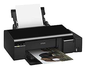 Epson L800 - Impresora multifunción de tinta (B/N 37 PPM, color 38 PPM, USB), negro