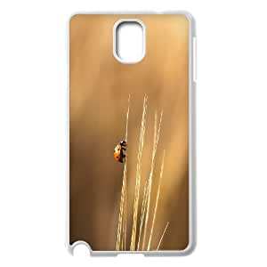 Samsung Galaxy Note 3 Cases, Real Ladybug Cases for Samsung Galaxy Note 3 {White}