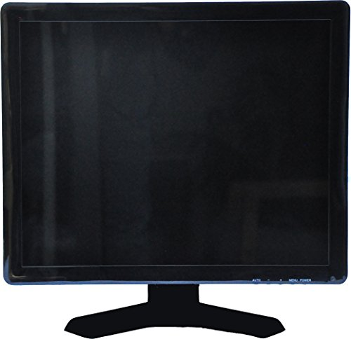 Miracle Business LT19BV LCD Monitor 4:3, 10Ms 1280 X 1024 SXGA Speakers, VGA/Video/BNC Computer Displays/Monitor by Miracle Business